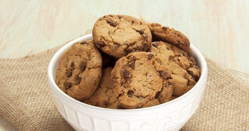 Préparez de succulents Cookies au chocolat praliné et au ...