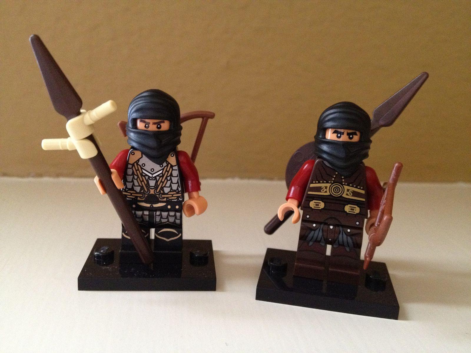Armee Ritter 21 Minifiguren Elfen Krieger Fantasy LEGO® kompatibel
