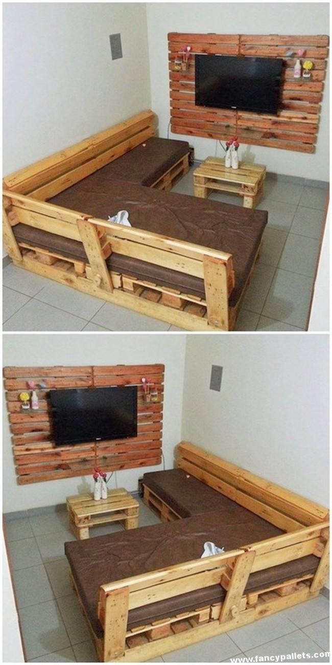 30 Unique Furniture Designs Made Of Pallet Wood Furniture Design Wooden Wood Furniture Design Diy Pallet Furniture