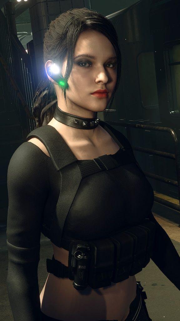 Resident Evil Girls by OTsunaO on DeviantArt