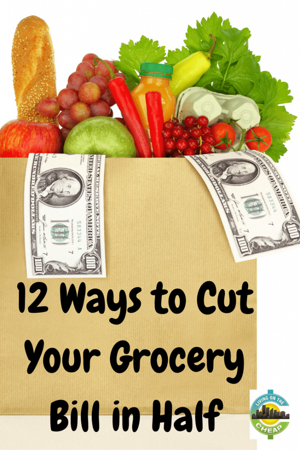 12 Hacks To Cut Your Grocery Bill In Half Best Personal