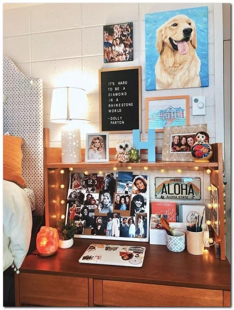 29 good diy dorm room decorating ideas 27 #collegedormrooms