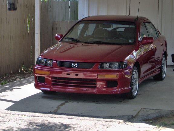 Msmaggie S 1996 Mazda Protege In Semmes Al Mazda Protege Mazda Mazda Familia