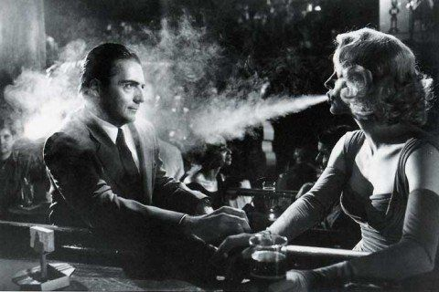 during the 1940s and 50s hollywood entered a �noir