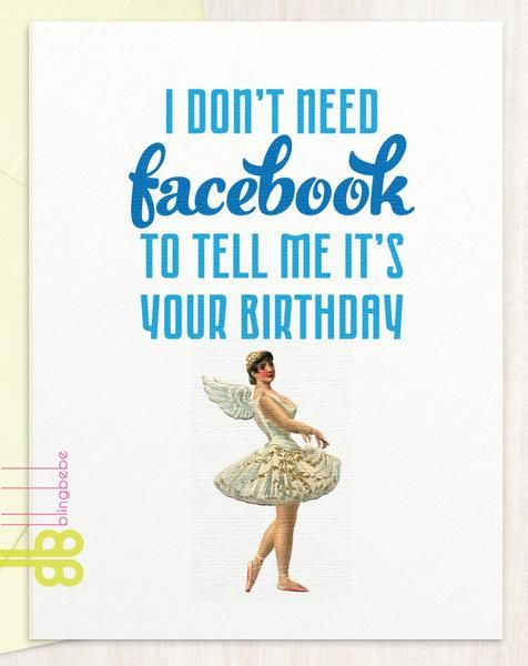 Facebook Birthday Cards Funny : facebook, birthday, cards, funny, Don't, Facebook-Funny, Birthday, Blingbebe, Greetings, Funny, Cards,, Facebook, Birthday,