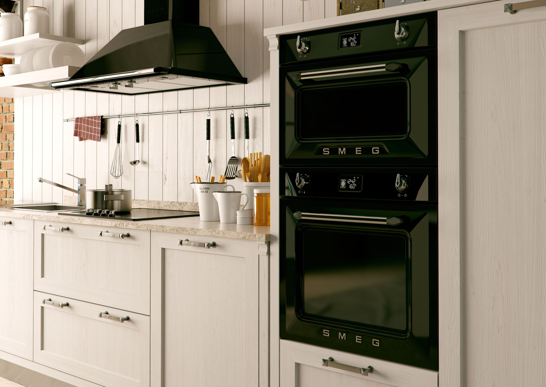Smeg Kühlschrank Victoria : Einbaubacköfen von smeg im victoria design backen und braten