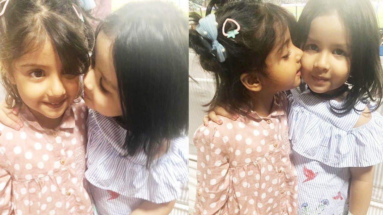How MS Dhoni and Suresh Raina's daughters Ziva and Gracia