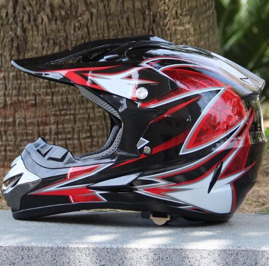 Professional Light Motorcycle Helmet DOT approved cross helmet Downhill mountain helmet S M L XL available