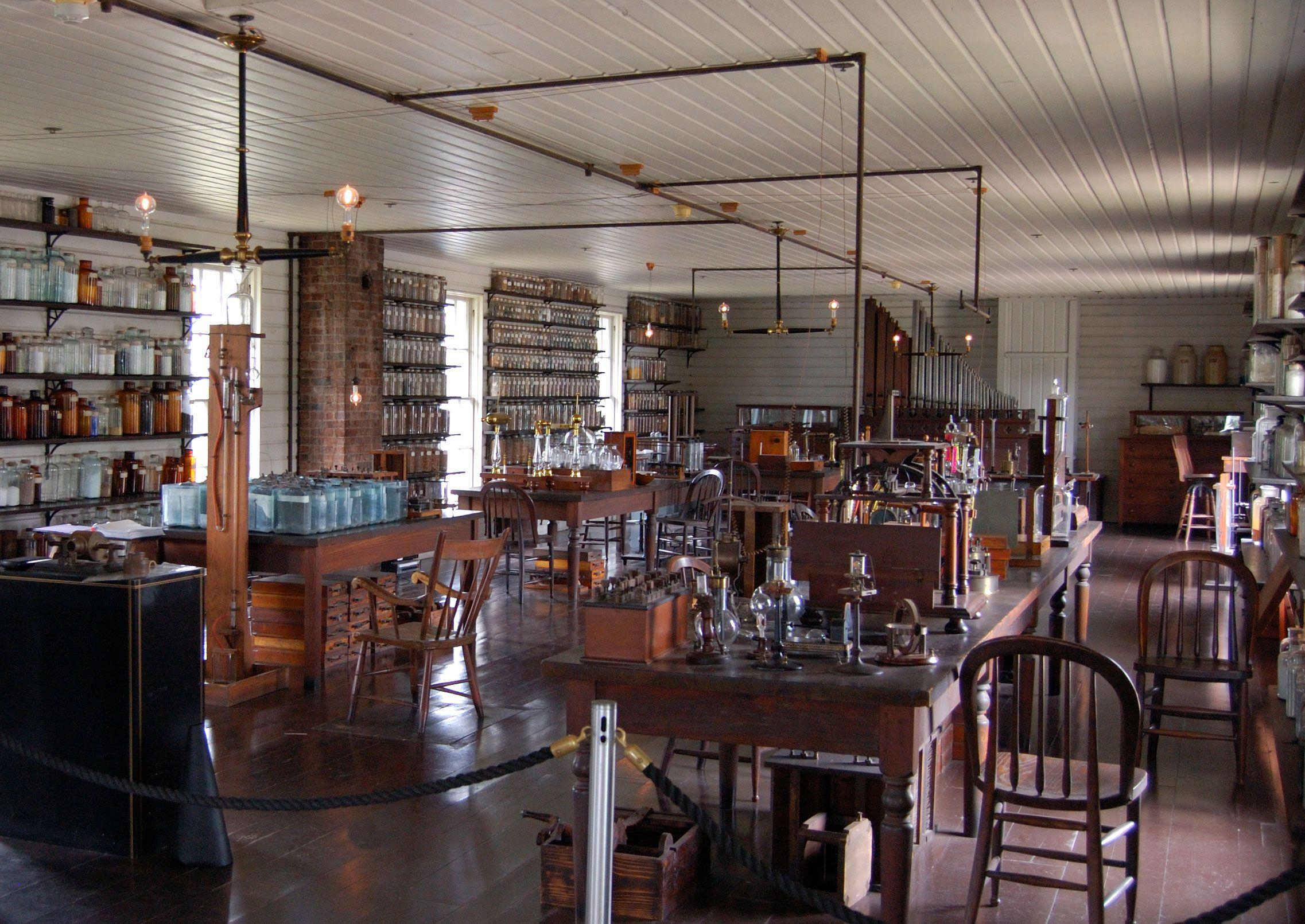 laboratório edison - Pesquisa Google
