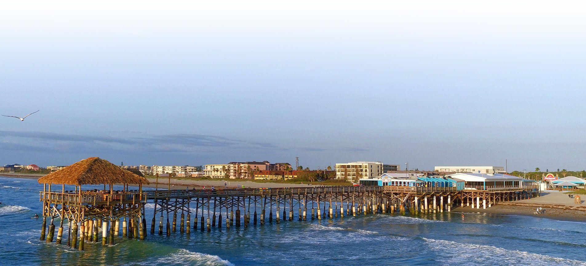 Www Cocoabeachpier Com Cbp Restaurants Bars On The Cocoa Beach Pier Atlantic Ocean Grille Cocoa Beach Florida Coco Beach Florida Cocoa Beach