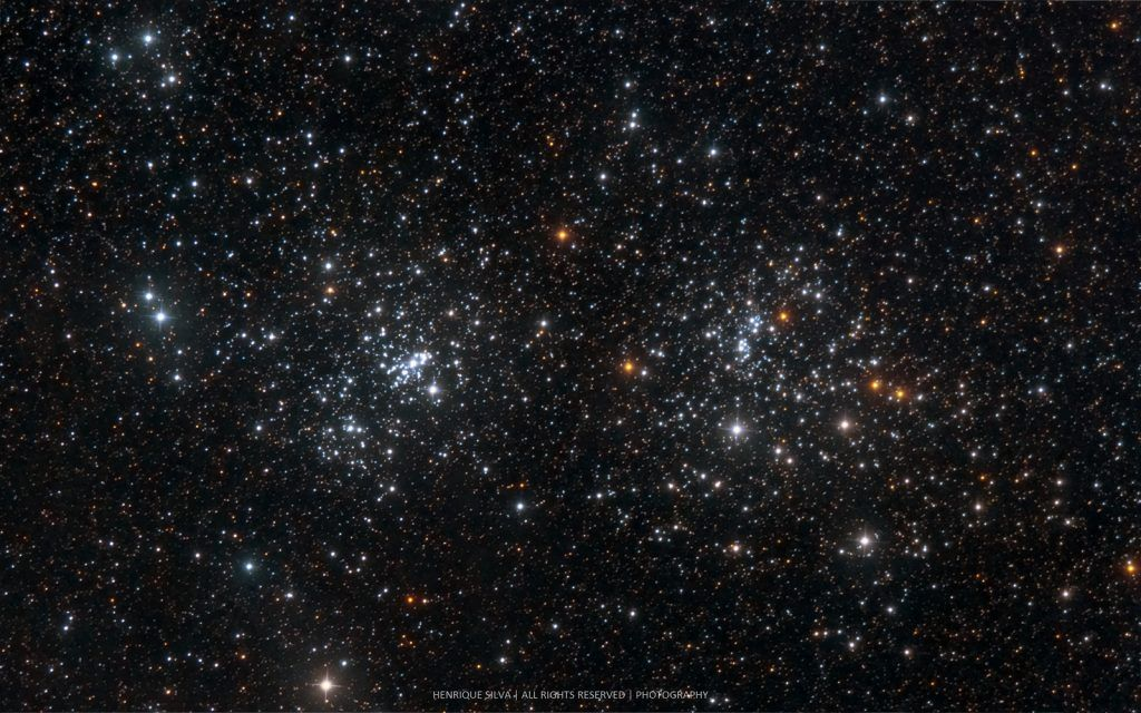 1 March 2017 | The Double Cluster
