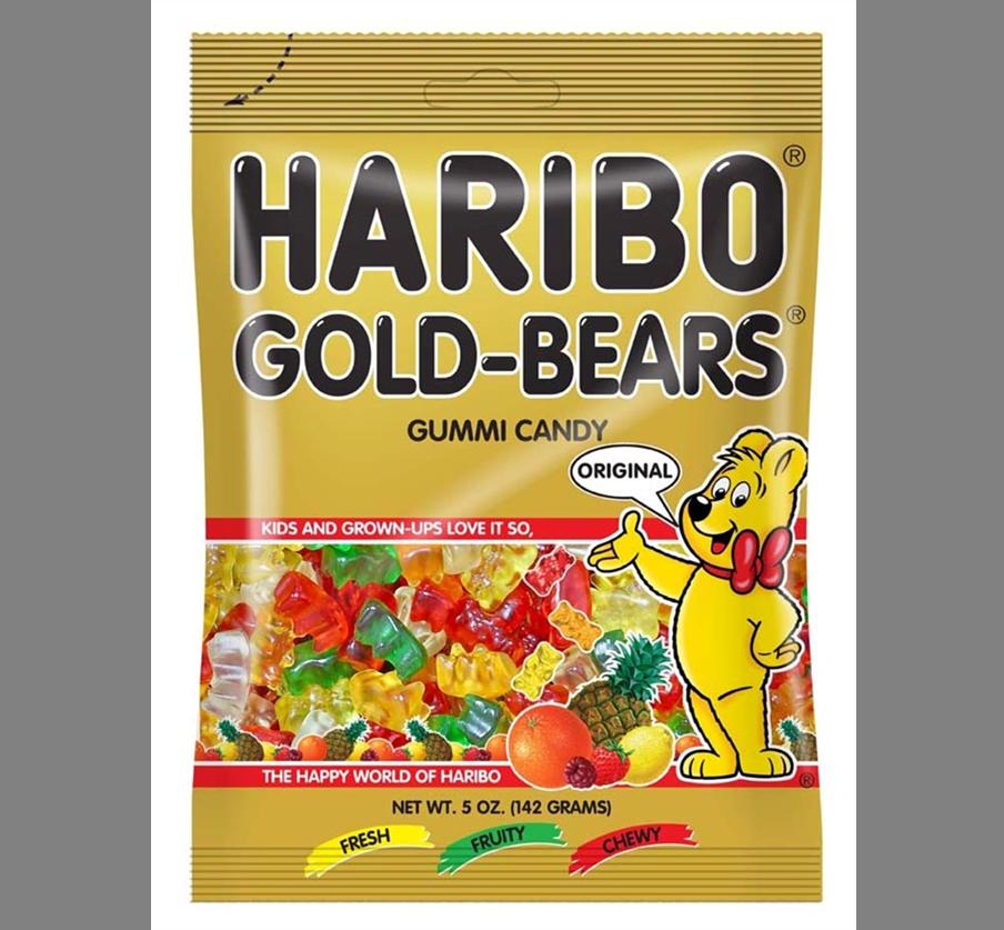 0 68 Reg 0 98 Haribo Gummi Bears At Walmart Haribo Gold Bears Haribo Gummy Bears