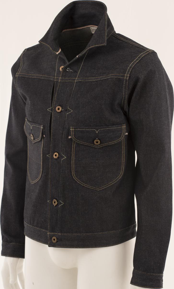 Probably The Best Denim Jacket Weve Ever Seen Cattleman From Jaket Tracktop Rsch Premium Rising Sun