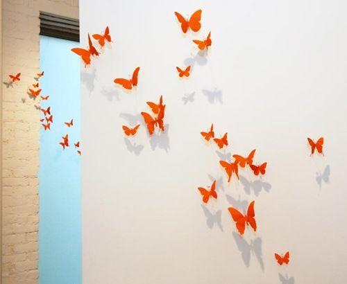 Paul Villinski Beer Can Butterflies