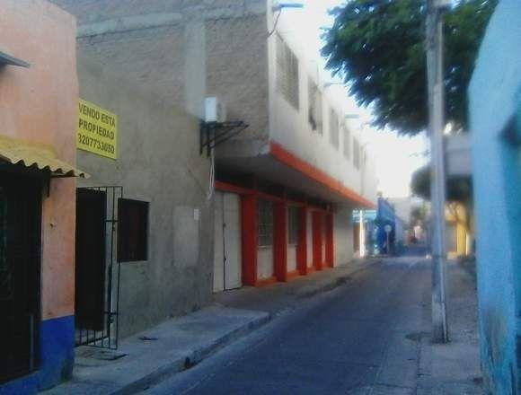 Vendo casa hotel en el centro de santa Marta en Magdalena