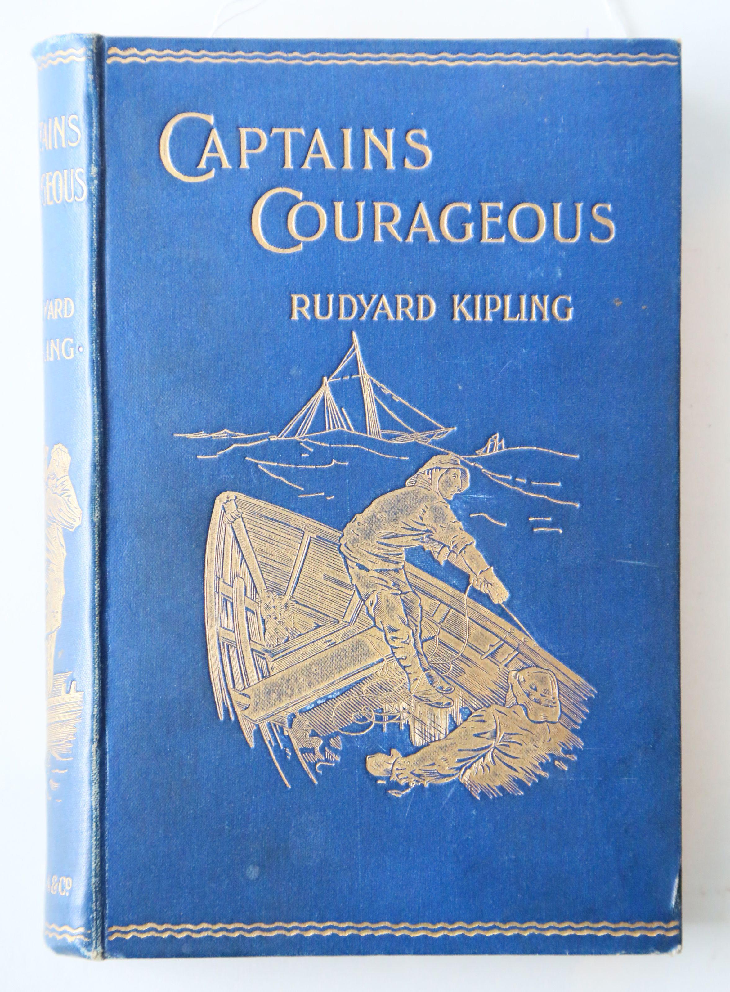 rudyard kipling books list