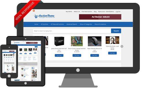 Los mejores themes y plugins de subasta para WordPress | eCommerce ...