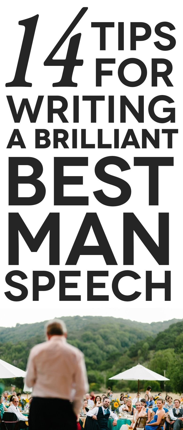 Easy Ways To Write The Perfect Best Man Speech Best man
