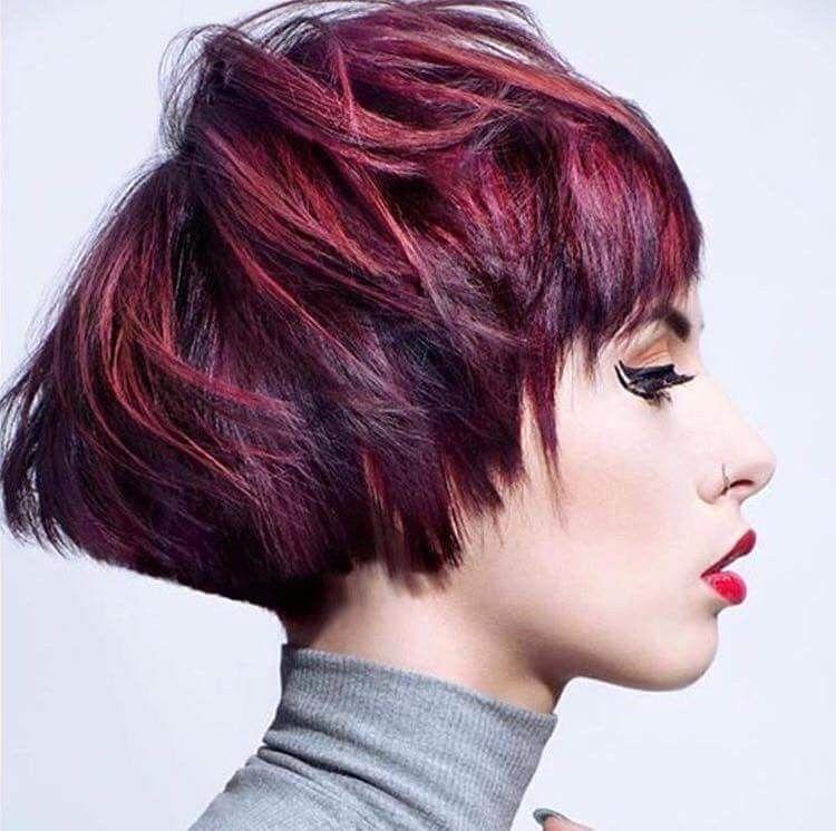 Pin by Janine Gough on Colour | Global hair, Hair brained