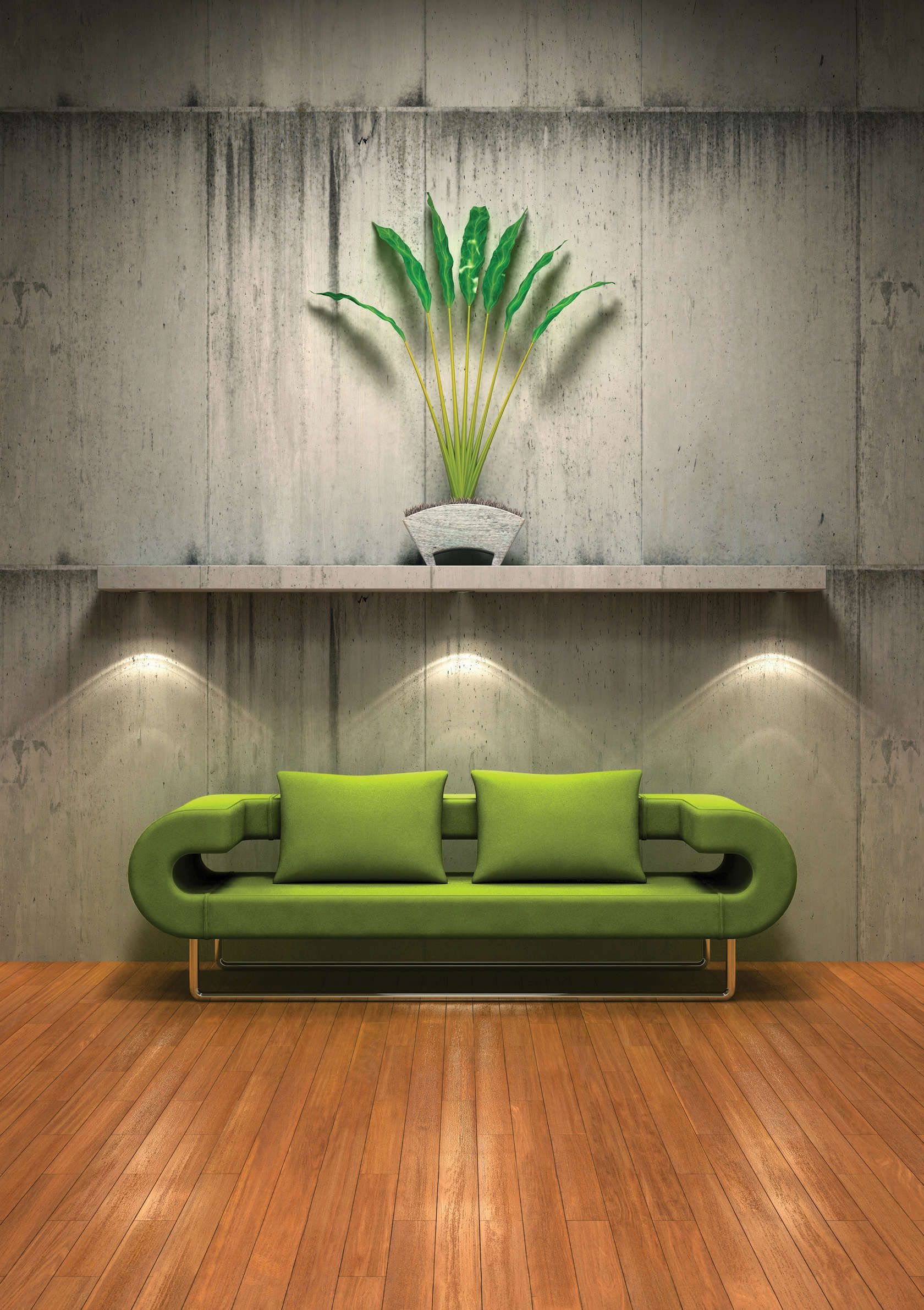 Designed for light commercial or residential use, Natura 3 mm luxury ...