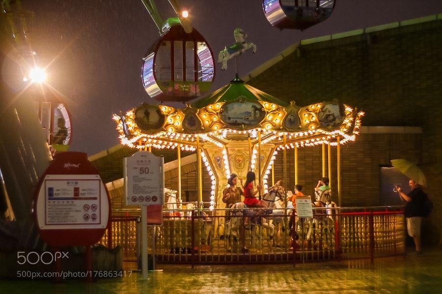 Carousel by tsaipeyin