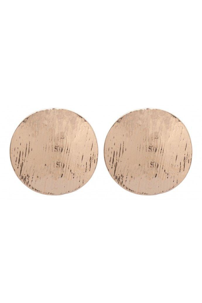 Texture Earring