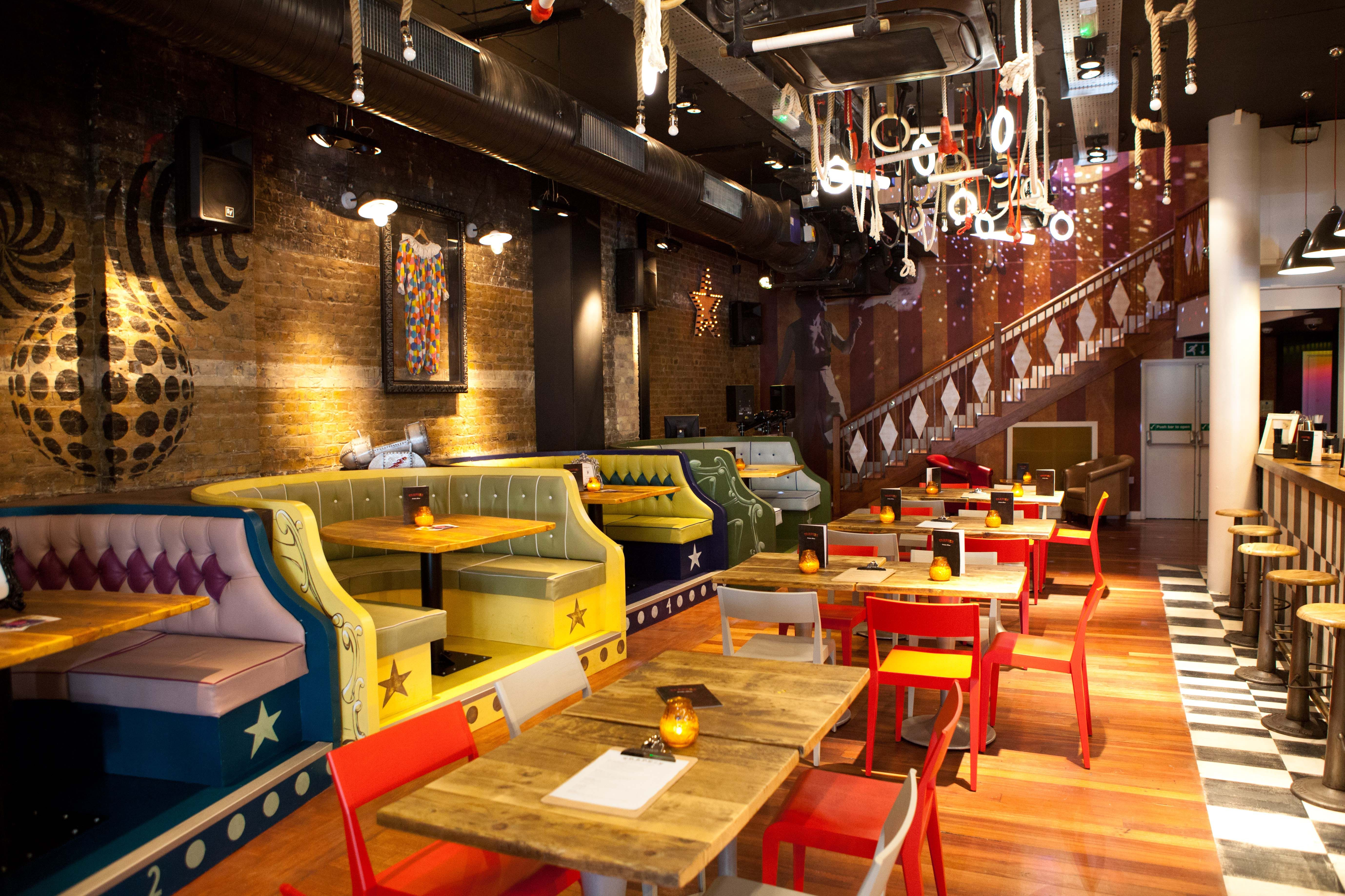Trapeze Bar In London Greater