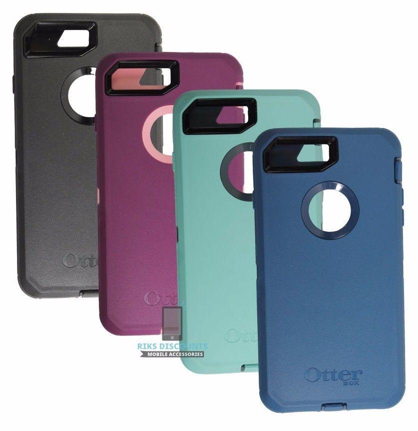 sale retailer ae83c 48321 Authentic Otterbox Defender For Apple Iphone 7 Plus & Iphone 8 Plus ...