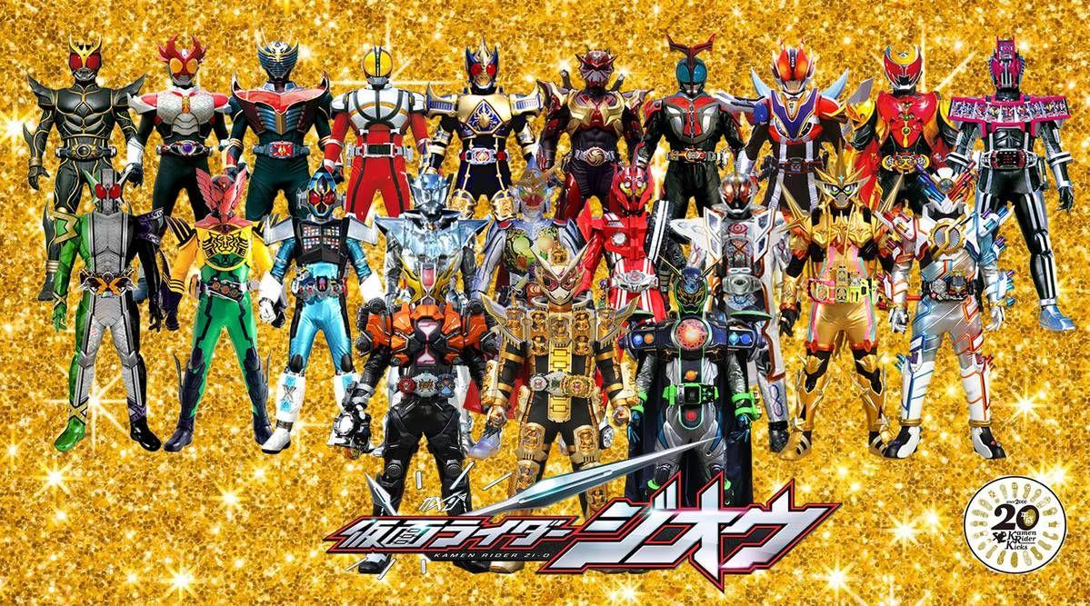 20 Final Form Heisei Rider By Ruddyes Kamen Rider Series All Kamen Rider Kamen Rider