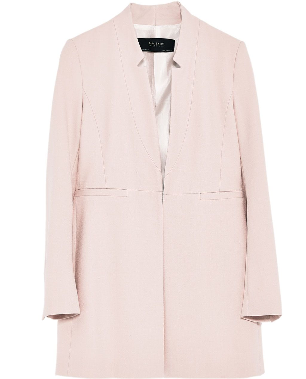 e8c370c898 INVERTED LAPEL FROCK COAT-View All-OUTERWEAR-WOMAN | ZARA Canada ...