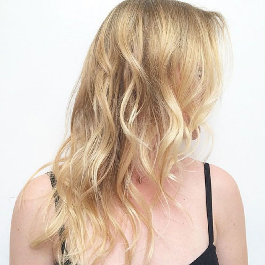40 Picture Perfect Hairstyles For Long Thin Hair Hair Styles Long Hair Styles Ombre Hair Blonde