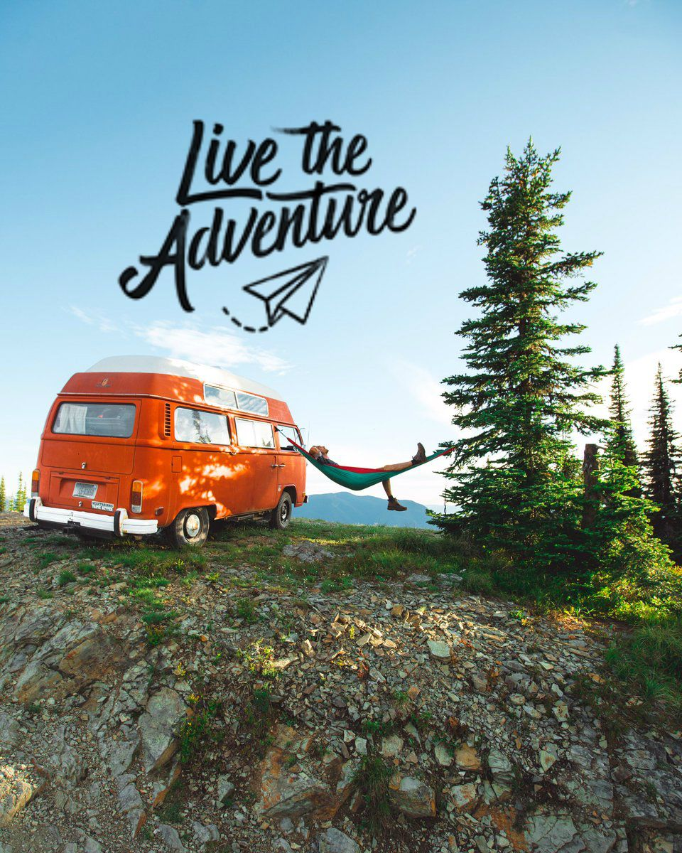 Live The Adventure Photo edit by me. https://livetheadventure.club/