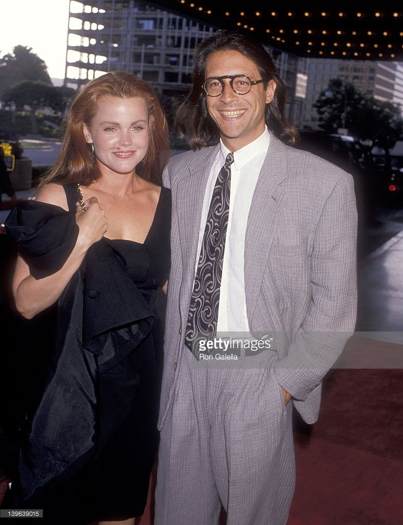 Musician Belinda Carlisle of The Go-Go's and husband Morgan Mason attend the 'Sex, Lies, and ...
