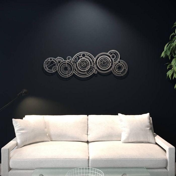 ▷ 1001 + idées pour une décoration murale en fer design métal - meuble en fer design