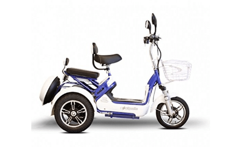 E Wheels Ew 27 Crossover Pre Mobility Scooter 3 Wheel Electric