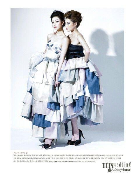 modern hanbok fashion