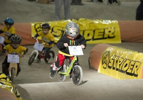 train for Strider British Balance Bike Championships (+ video) Love for bike has no age limit - Toddlers train for Strider British Balance Bike Championships (+ video) |  | Road cycling news, Bike reviews, Commuting, Leisure riding, Sportives and moreLove for bike has no age limit - Toddlers train for Strider British Balance Bike Championships (...