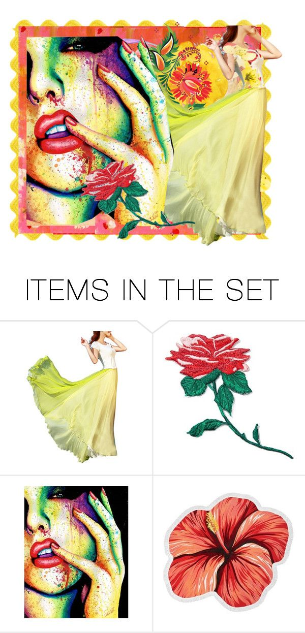 """""""What was I thinking..."""" by yvonne1406 ❤ liked on Polyvore featuring art"""