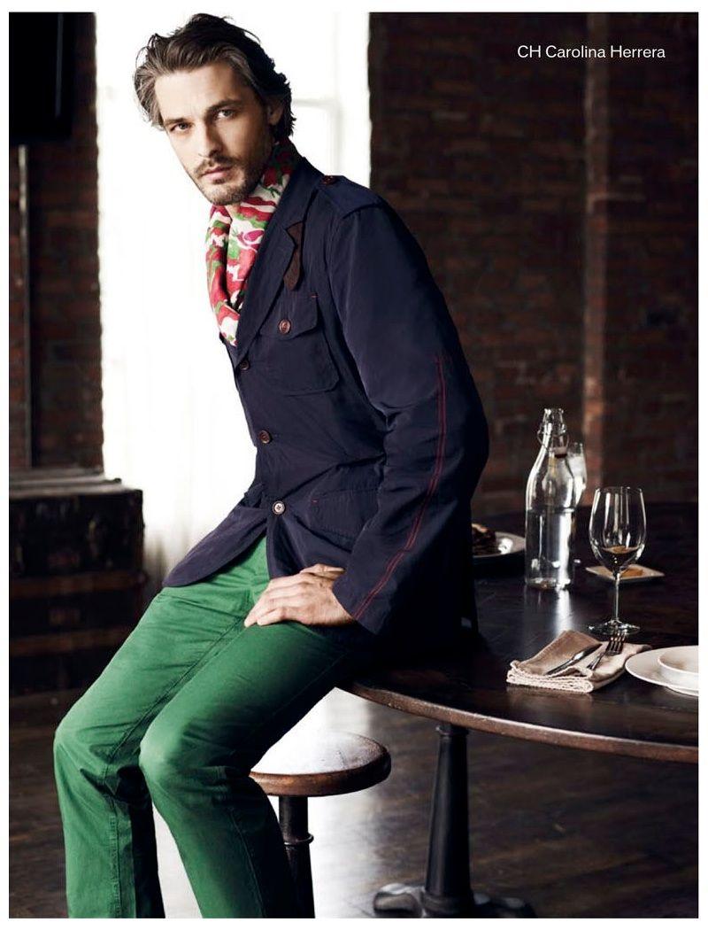 Ben Hill Dons Sportswear Collections for El Palacio de Hierro