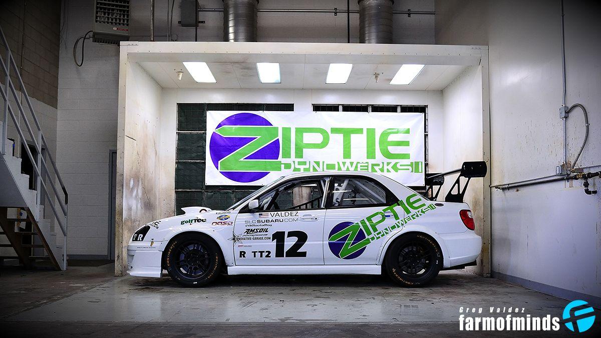Opportunity Knocks Greg S Ziptie Dynowerks Impreza Impreza Subaru Rally Subaru Impreza