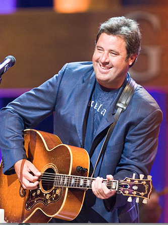 Nashville Icon Vince Gill Vince Gill Best Acoustic Guitar Country Music Singers