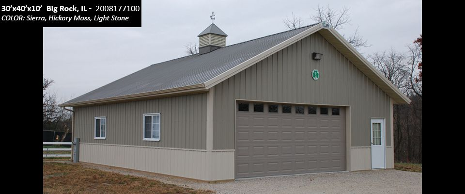 Pole Barns And Pole Buildings Have Never Been So Energy Minded