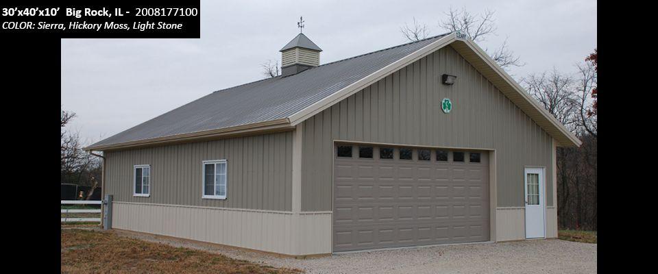 Energy Miser Cleary Buildings Pole Barn Plans Pole Buildings