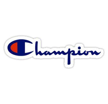06cfe8610a63 champion Sticker