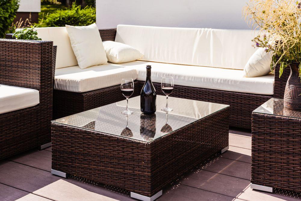 Fabulous Polyrattan Lounge M bel