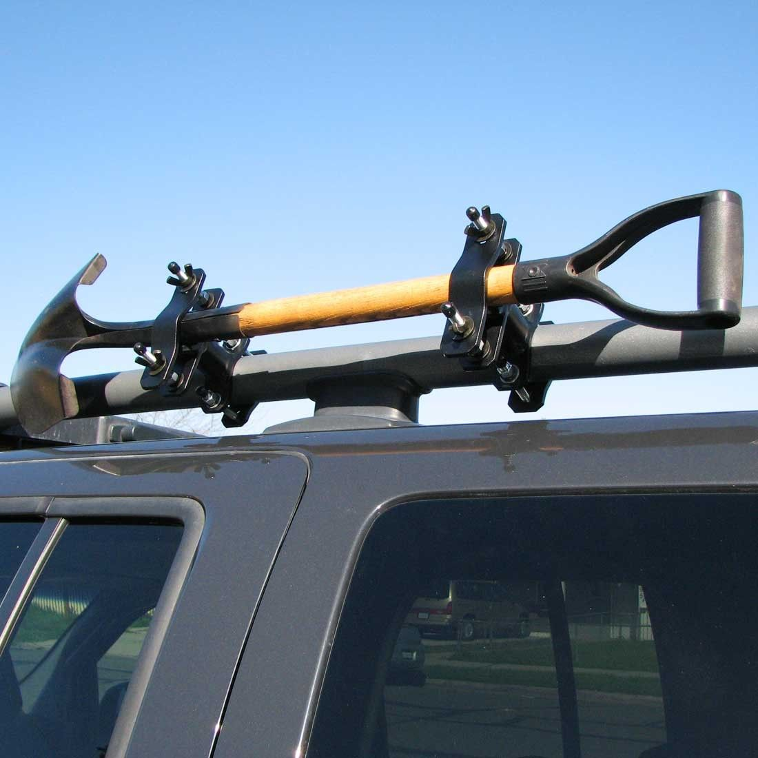 Single Ax or Shovel Mount, 20052015 Xterra Nissan