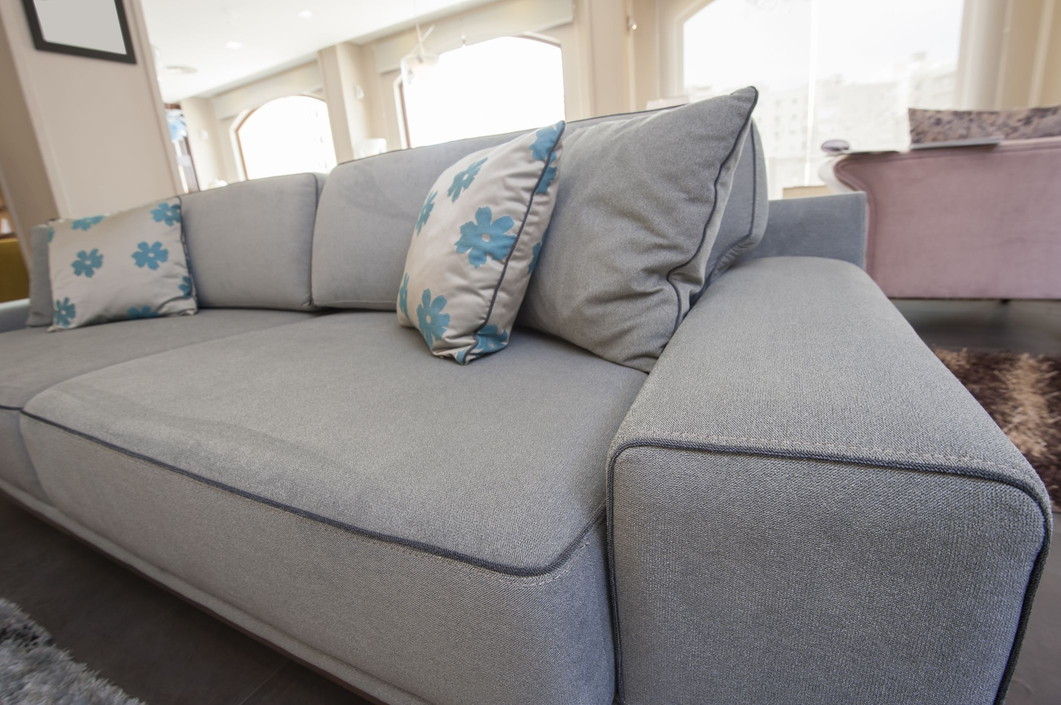 The Types Of Sofa Fabric Hunker In 2020 Clean Sofa Fabric Clean Sofa Couch Fabric