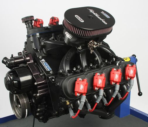 Back in Black Nighthawk LS Engine Build (Part 1): The Short
