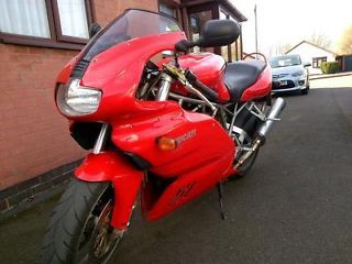 2000 ducati 900ss ie super sport in excellent condition. - http://motorcyclesforsalex.com/2000-ducati-900ss-ie-super-sport-in-excellent-condition/