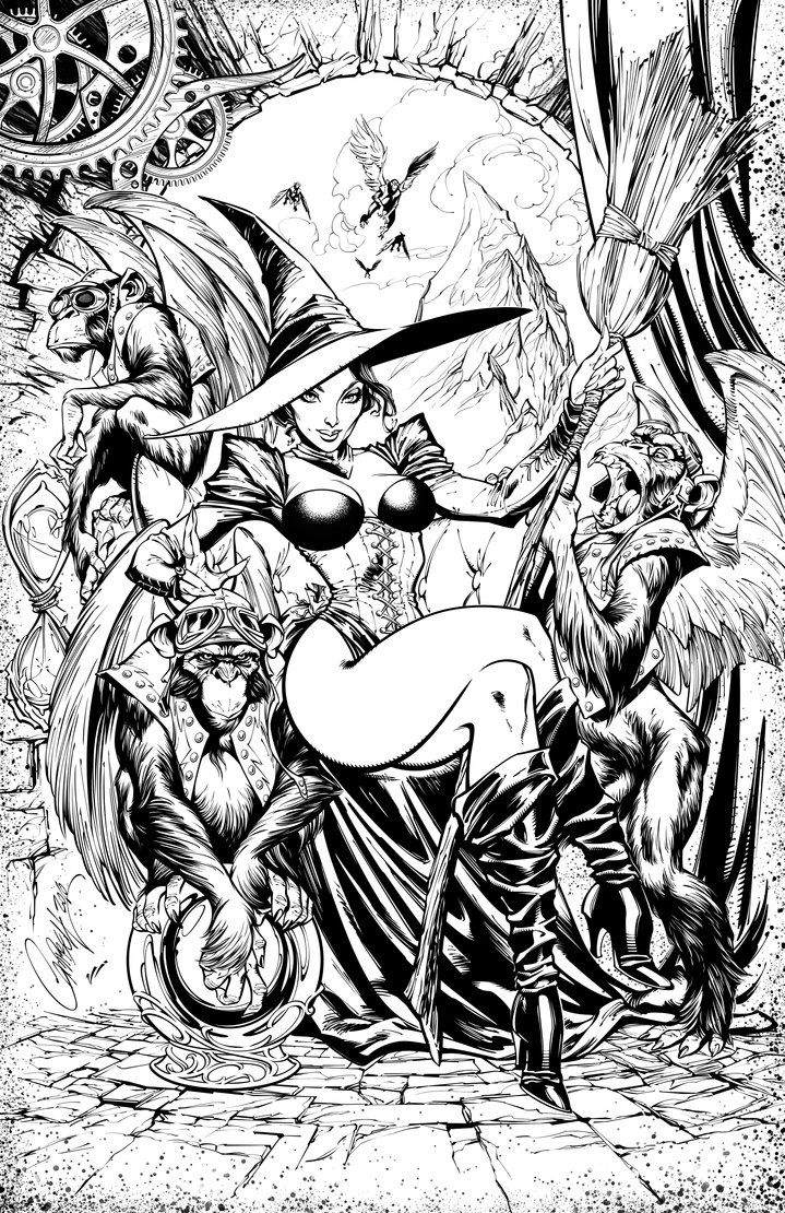 pin on grimm fairy tales coloring pages